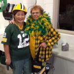 Image of Packer Thursday attire