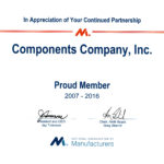 Image of manufacturers-certificate