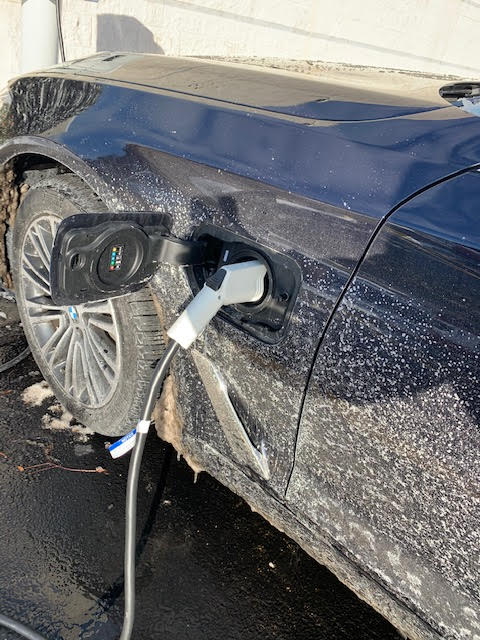 Image of Electric Car Charger 2